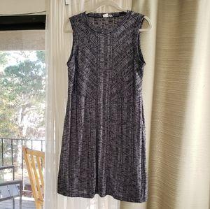 EUC Blue knit GAP Dress